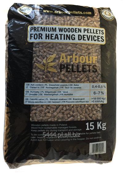 Kupić Arbour Pellets 6mm i 8 mm jakość PREMIUM