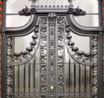 Kupić Oferujemy bramy metalowe kute w każdym stylu, ograniczeniem jest tylko wyobraźnia.