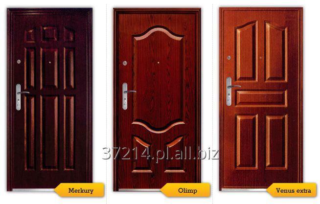 Kupić Antywłamaniowe drzwi stalowe Evolution Doors