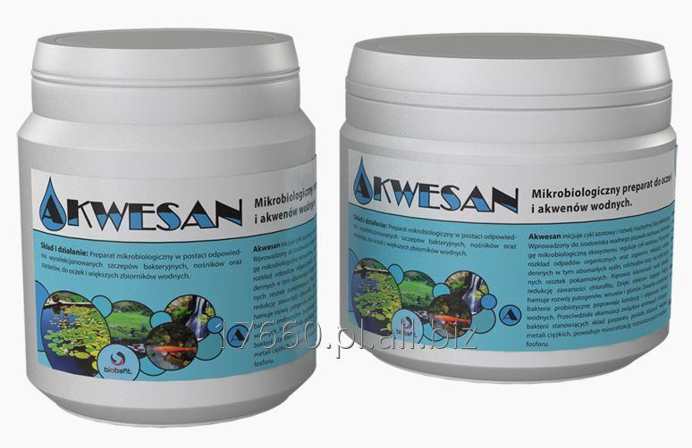Kupić Akwesan - mikrobiologiczny preparat do oczek i akwenów