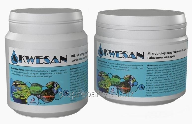 Kupić Akwesan - mikrobiologiczny preparat do oczek i akwenów wodnych.