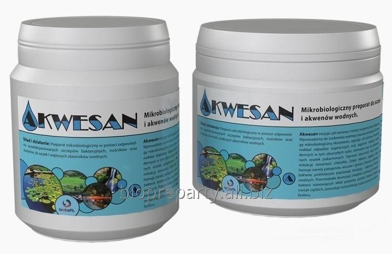 Kupić Akwesan - Mikrobiologiczny preparat do oczek i akwenów wodnych