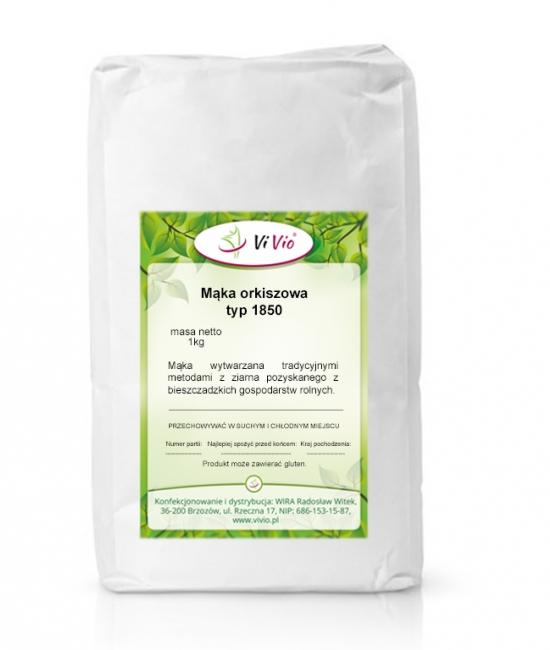 Mąka orkiszowa typ 1850