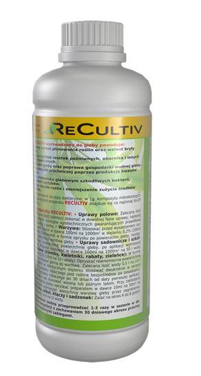 Kupić Szczepionka, odżywka doglebowa, przywracająca równowagę doglebową - Preparat Recultiv