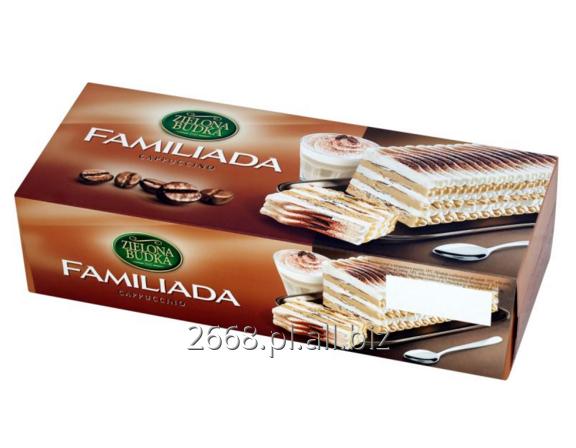 Kupić Lody Familiada cappuccino