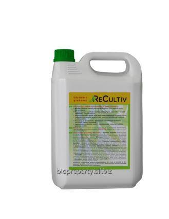 Kupić Biopreparat przywracający równowagę mikrobiologiczną gleby - ReCultiv