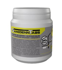 Kupić Preparat w tabletkach do oczyszczania wód ściekowych - SANIDENN Tabs