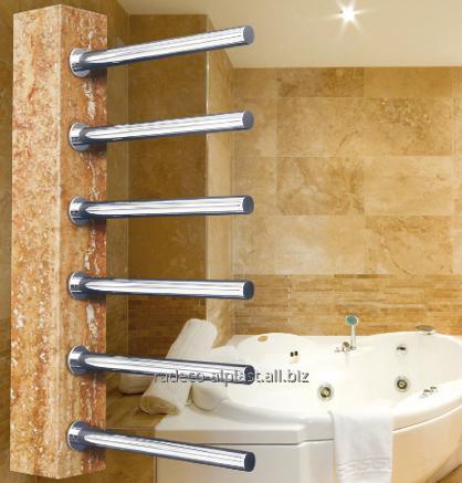 Kupić Grzejnik na podstawie granitowej (5 kolorów do wyboru) z 6 drążkami do suszenia ręczników
