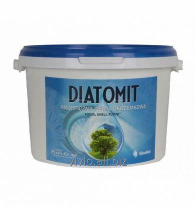 Diatomit - ziemia okrzemkowa