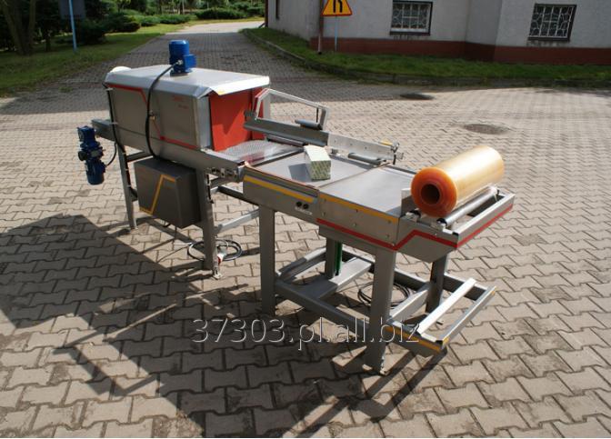 Kupić Zgrzewarka impulsywna ZIK 400x500 o wydajności 3-5 pakiet/min.