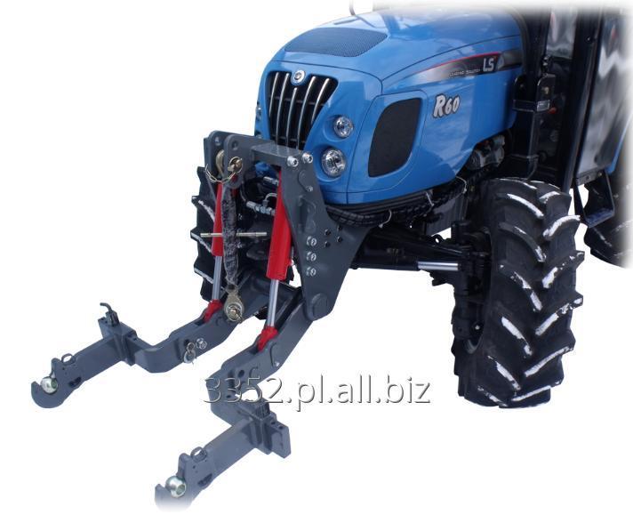 Kupić Podnośnik hydrauliczny czołowy typu TUZ - kompatybilny z każdym typem traktora.