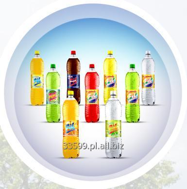 Kupić Napój FIL , na bazie wody mineralnej, rozlewany do butelek o pojemności 1,5L
