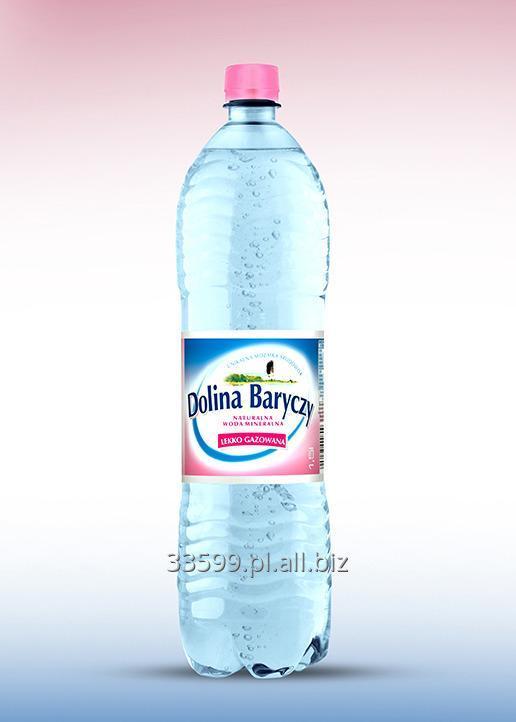 Kupić DOLINA BARYCZY 1,5L Lekkogazowana, rozlewana do butelek plastikowych.