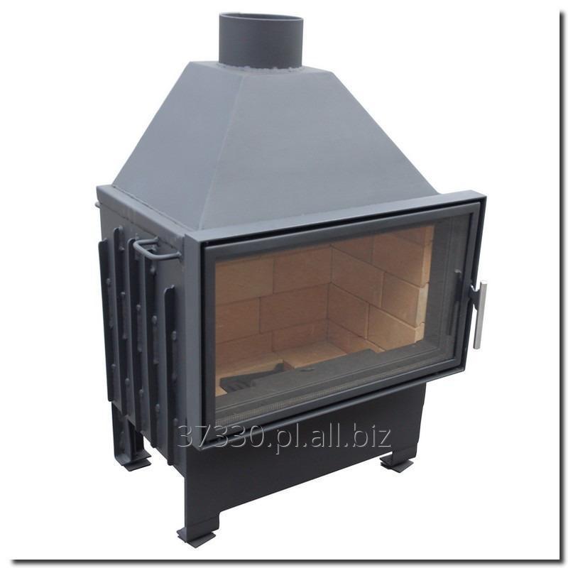 Kupić Tradycyjny kominek powietrzny - 10 -13 kW XS Wertikal