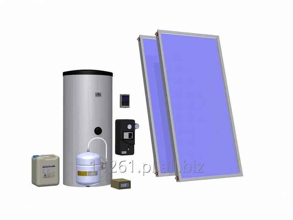 Kupić Zestaw solarny HEWALEX 2KS2100-TAC-200-ECO