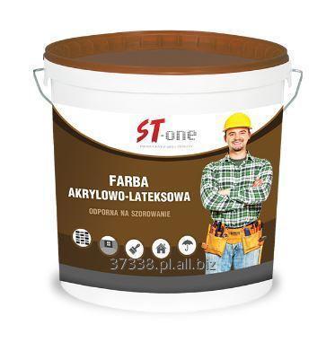 Kupić Farba akrylowo-lateksowa ST-one