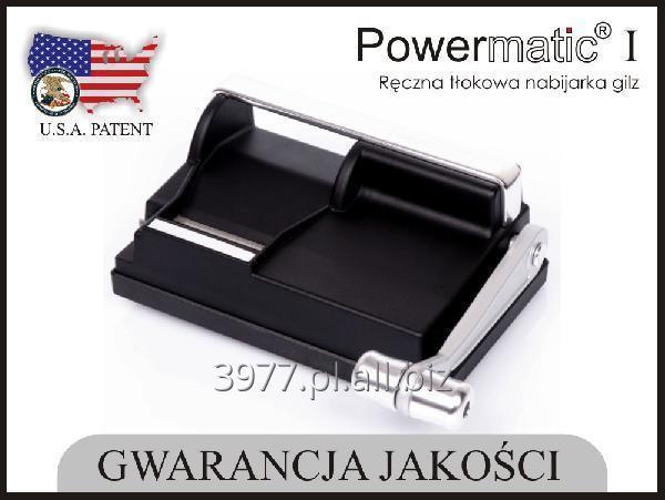 Kupić Nabijarka tłokowa ręczna POWERMATIC 1+
