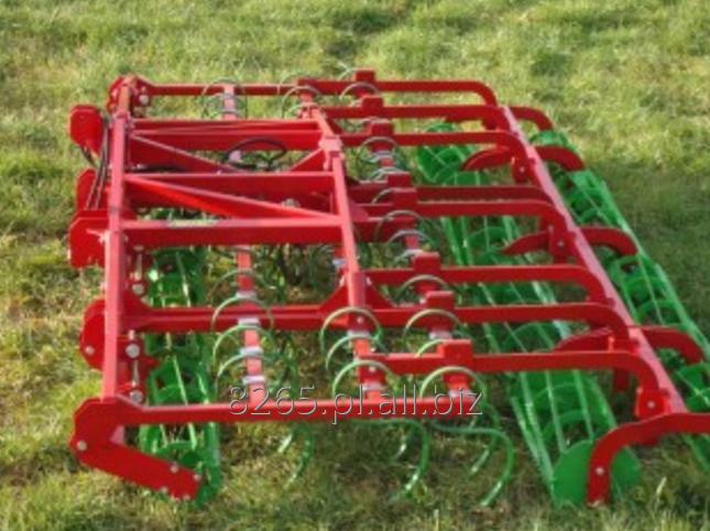 Kupić Agregat do kompletnego przygotowania gleby za jednym przejazdem