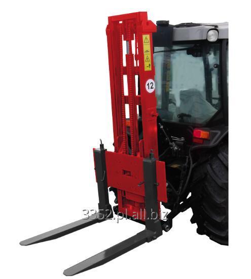 Kupić Ładowacz widłowy zawieszany z tyłu ciągnika 700kg/2,4m