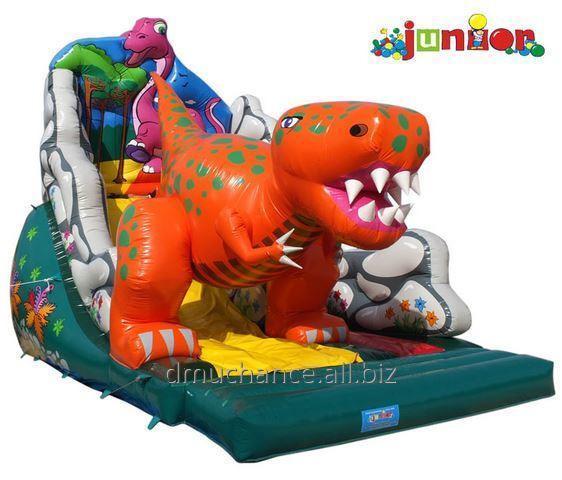 Kupić Zjeżdżalnia Dino, solidna, bezpieczna i w dobrej cenie