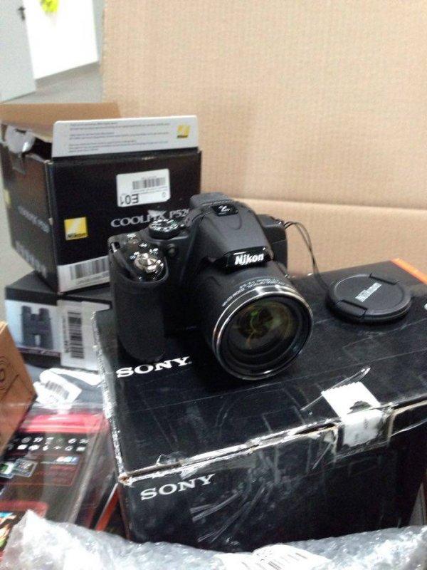 Kupić Aparaty fotograficzne ze zwrotów konsumenckich.