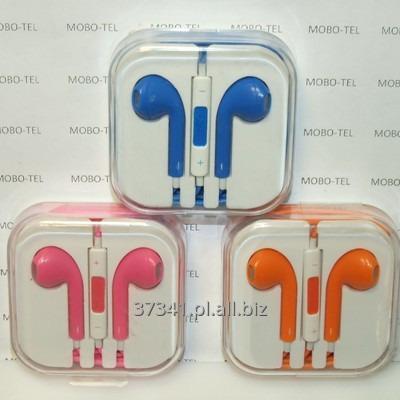 Kupić Słuchawki iStyle Hands Free, do produktów Apple'a i innych urządzeń.