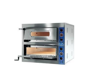 Kupić Piec do pieczenia pizzy X-line firmy Stalgast, głęboki 2x6x36 z oświetlanymi komorami.
