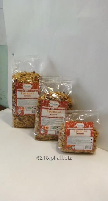 Kupić Granola owocowa prażona na miodzie