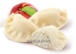 Kupić Pierogi z serem i brzoskwiniami