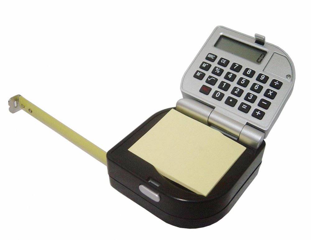 Kupić  Kalkulator + miarka
