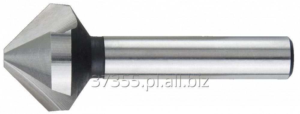 Kupić Pogłębiacz stożkowy szlifowany CBN DIN335 HSS, kształt C 90 12,4 mm.