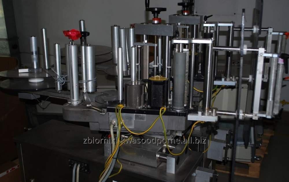 Etykieciarka / klejenie etykiet / etykieciarka PAGO SYSTEM 630 M