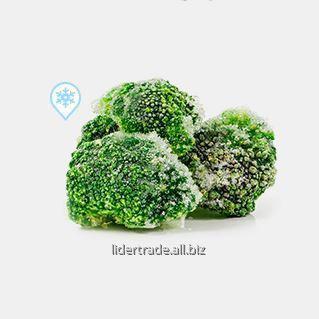 Brokuł mrożony