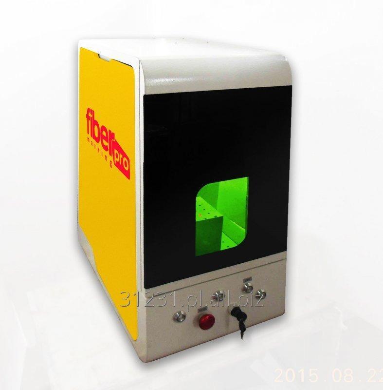 Kupić Znakowarka Fibrowa : FIBER PRO Marking Laser 20W typ Auto Door 110x110mm