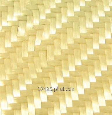 Kupić Tkaniny aramidowe z dodatkami. Parametry pracy: 500 do 1400°C.