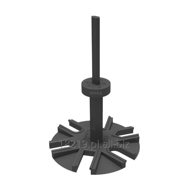 Kupić Gwiazdki dystansowe (podkładki pod deskę) TerrassenFix II TF firmy SIHGA