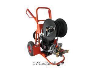 Kupić HD 10: Agregat ciśnieniowy do udrażniania i czyszczenia kanalizacji