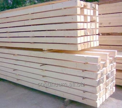 Kupić Belki drewniane, wyprodukowane na niemieckiej linii do cięcia.