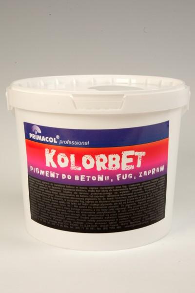Kupić KolorBet – pigment do betonu i zapraw