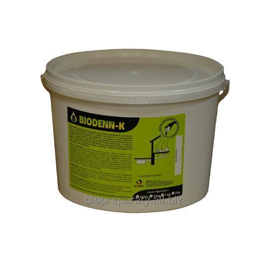 Kupić Biodenn K 4.5 kg - preparat do obejść inwentorskich
