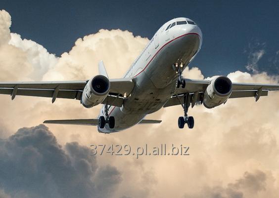 Kupić Produkcja detali z branży lotniczej.