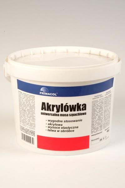 Kupić Akrylówka – akrylowa masa szpachlowa