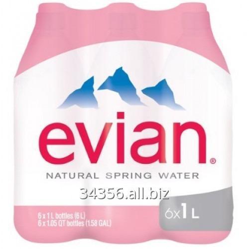 Kupić Woda mineralna Evian 1000 ml PET