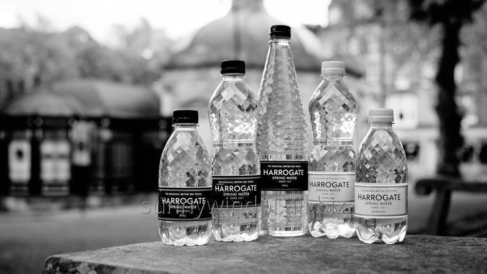 Kupić Woda mineralna Harrogate (gazowana / niegazowana)