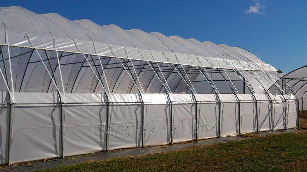 Kupić Elementy konstrukcji tuneli foliowych o stałej lub zmiennej wysokości.