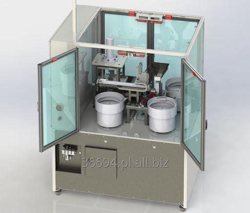 Kupić Urządzenie automatyczne do montażu łożysk kulowych