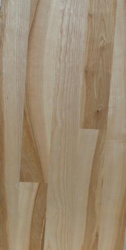 Deska  podłogowa z litego drewna jesionowego, klasa jesion natur grubości 14 lub 19mm.