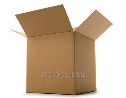 Kupić Pudła kartonowe