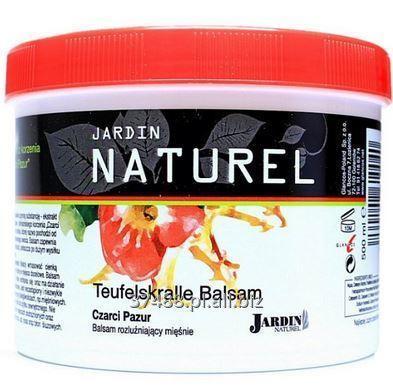 """Kupić Balsam z korzenia """"czarci pazur"""" Jardin Naturel, przeciwzapalny ekstrakt roślinny"""