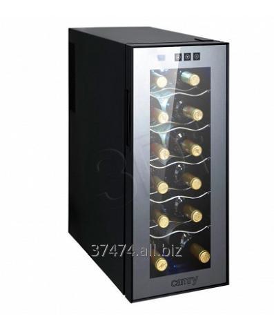 Kupić Adler cr 8068, chłodziarka na wino, 24 miesiące gwarancji fabrycznej.